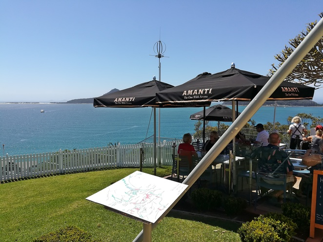 inner light tearooms, shoal bay, nelson bay, NSW, port stephens, cafes, breakfast, lunch, scones, cafes with views, whale watching, nelson head lighthouse, cottage, rescue, lookouts,