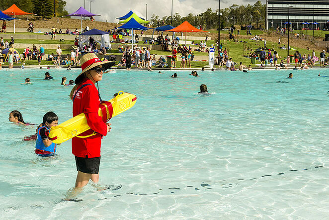 Image of Orion Lagoon courtesy of Ipswich City Council