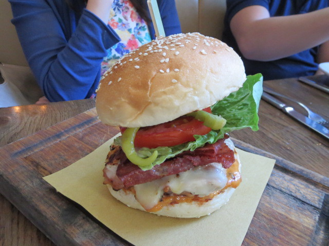 Jamie's Italian Super Lunch, Gennaro's Chicken Club, Adelaide