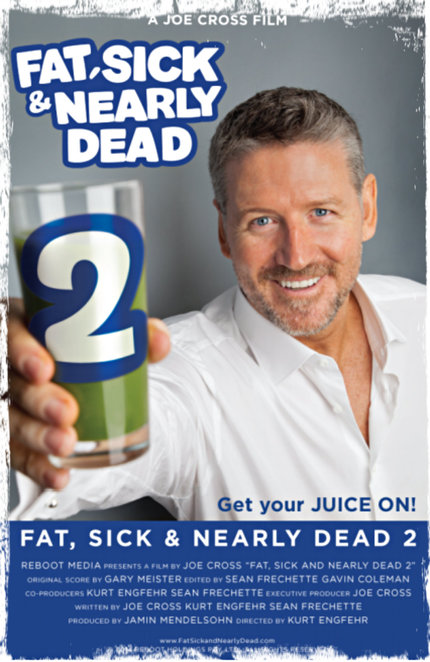 joe cross, documentary, fat sick & nearly dead 2, health, juicing, lifestyle, meet and greet,