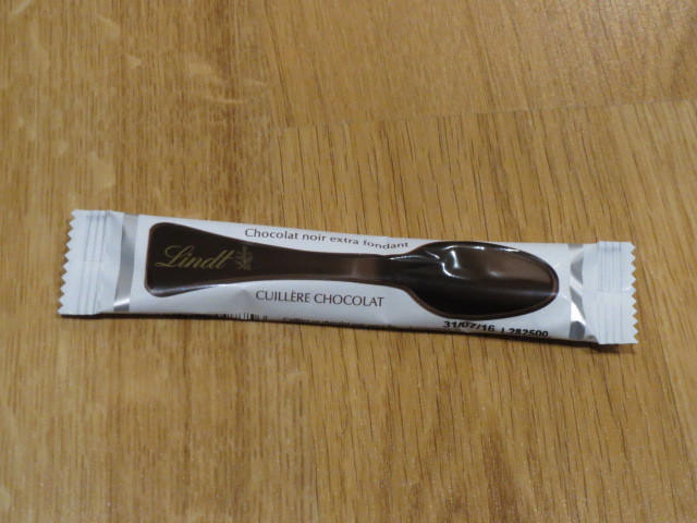 Lindt Chocolate Shop, Chocolate Spoon, Adelaide