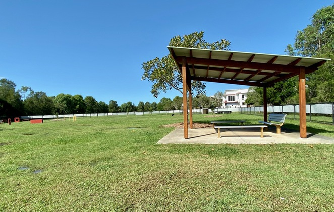 Shade and great facilities for the whole family