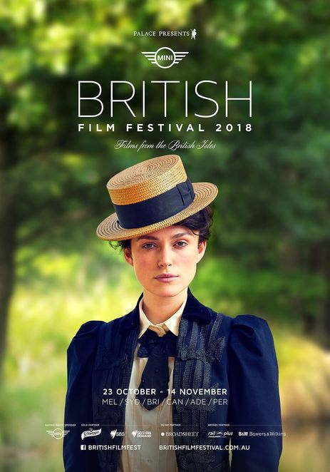 mini british film festival 2018, community event, fun things to do, palace cinemas, british movie lovers, cinema, date night, australia wide british film fest 2018, movie buffs, performing arts, actors, actresses, special movie events