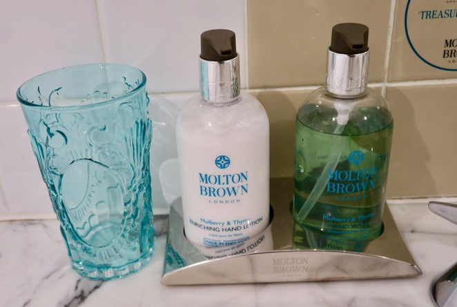 Molton Brown Treasury on Collins