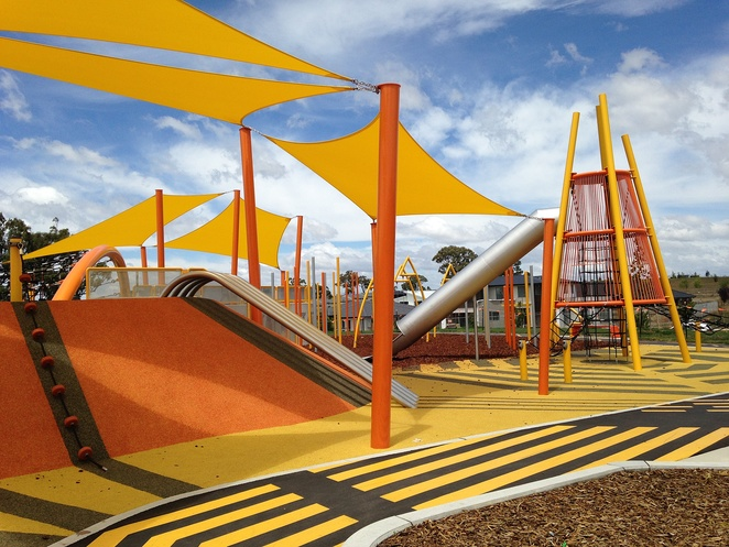 Moncrieff Community Recreation Park, moncrieff, playgrounds, canberra, best playgrounds in canberra, biggest playgrounds, ACT, gungahlin, kids, children