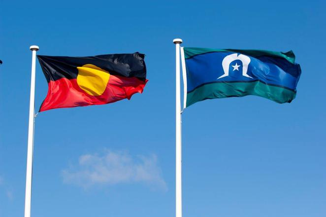 naidoc week flag