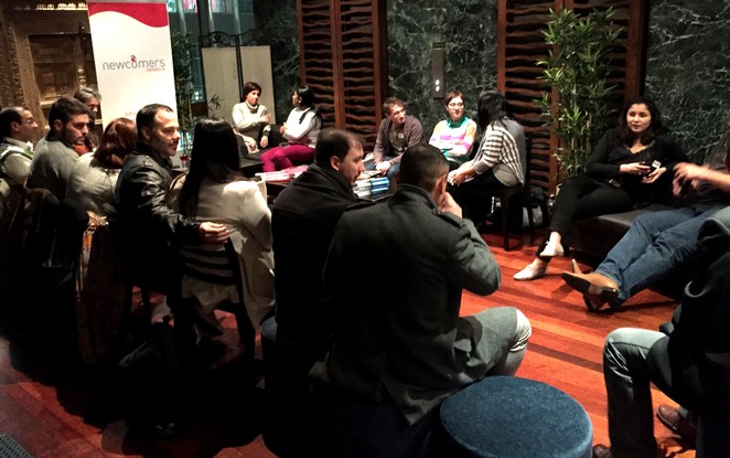 Newcomers network, discover Melbourne