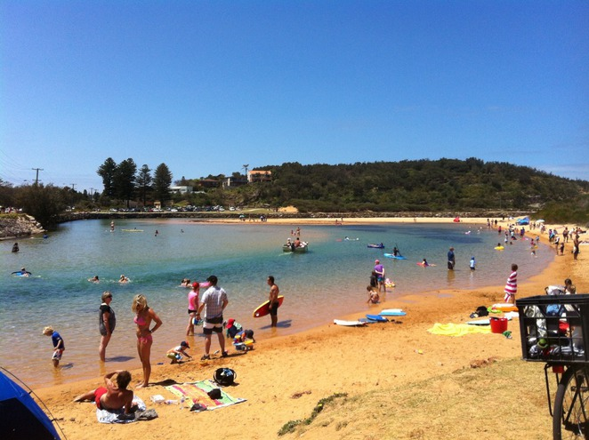 North Narrabeen Beach, Narrabeen Beach, Narrabeen Lake, Narrabeen Lagoon