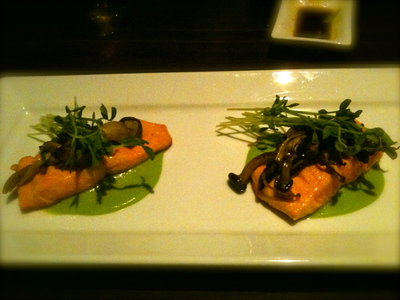 Ocean Trout @ Sake (Photo by Neels McGee)