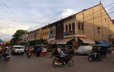 The Old Market, Siem Reap