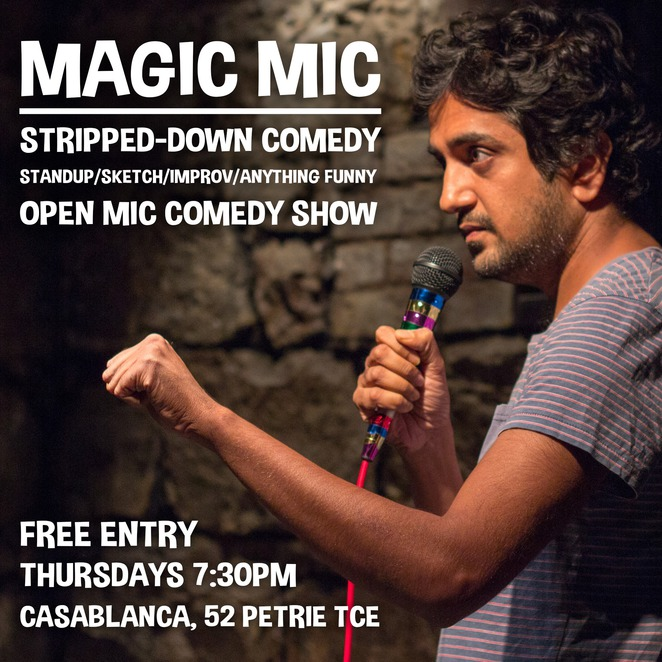 open mic comedy brisbane