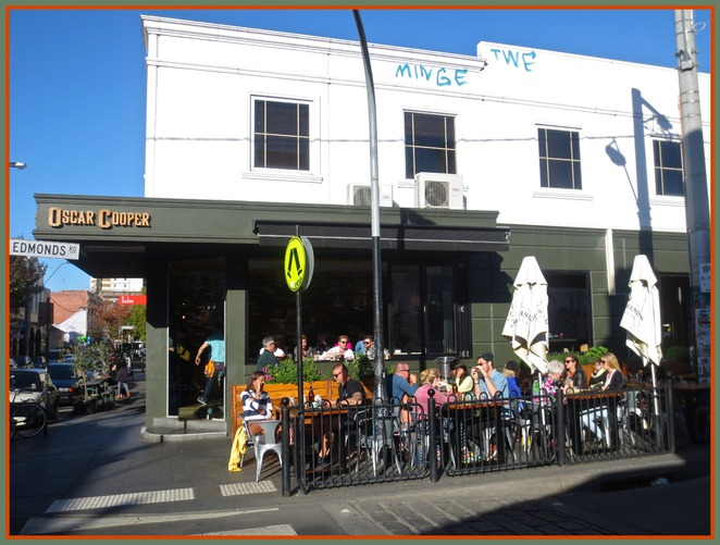 Oscar Cooper, cafe, fresh produce, local farmers produce, cafe, prahran, greville street, breakfast, lunch, coffee
