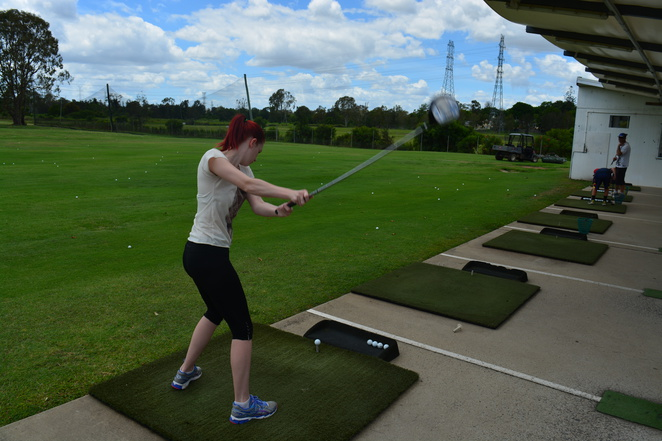Oxley, Driving Range, Golf