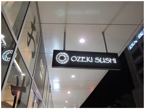 Ozeki Sushi, Japanese, Victoria avenue, sushi roll, maki, tempura, chatswood, asian food, chatswood chase