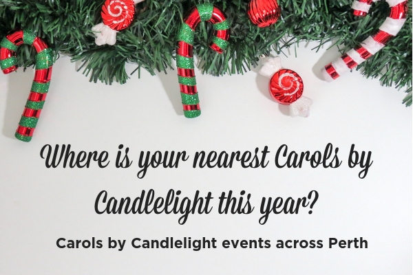 Perth Carols by Candlelight