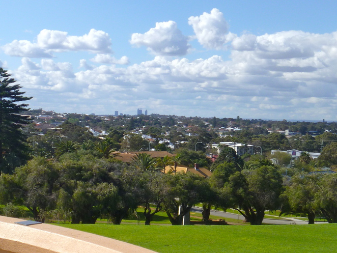 Perth, parks, mosman park, green space, environment, western australia