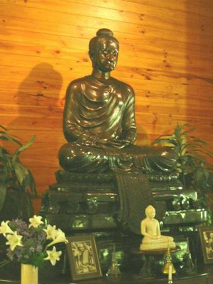 Image from the Bodhinyana Buddhist Monastery website