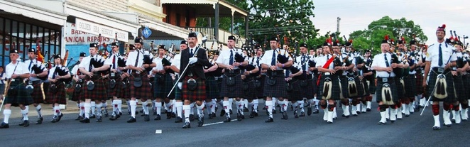 Pipe,Bands
