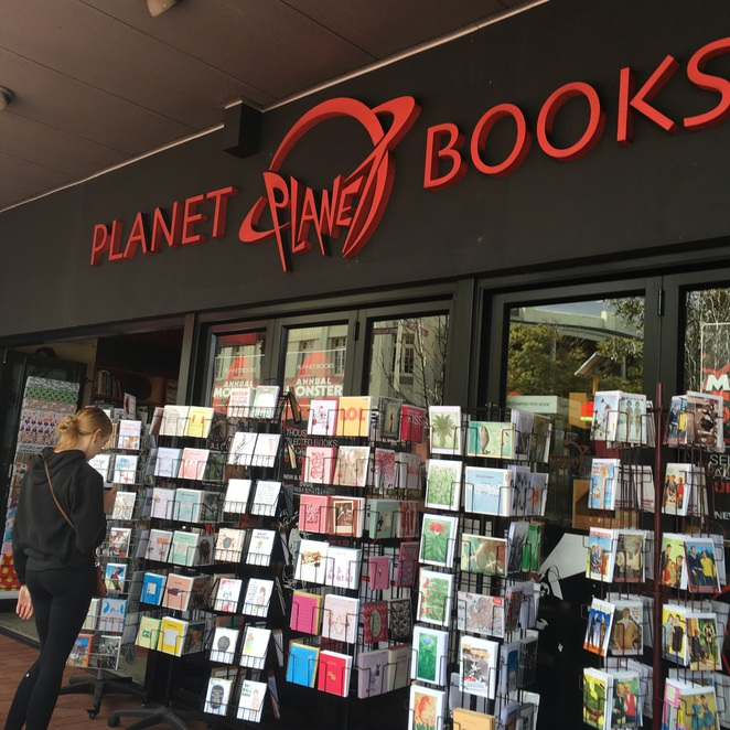Planet Books Mt Lawley