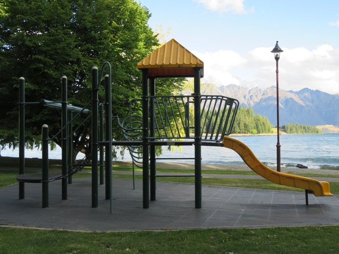 Playgrounds, Queenstown, Kids, Parks, Swings, Slides,