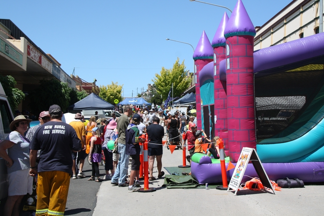 Portland Australia  City new picture : Portland Australia Day Street Party Copyright Deborah McGrath ...