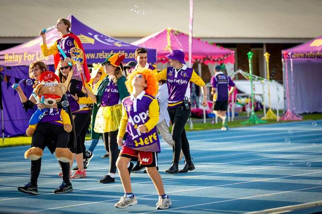relay for lfe, adelaide