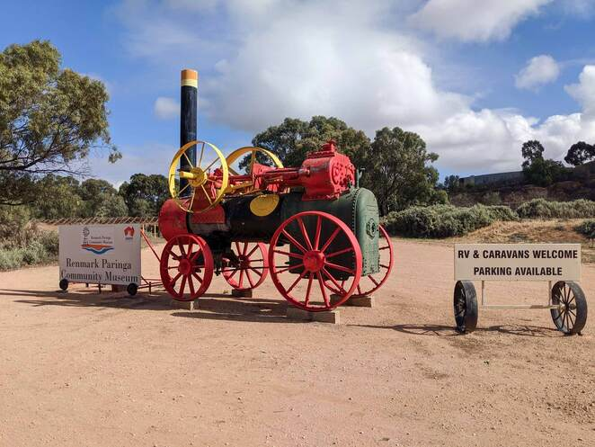 renmark, paringa, museum, riverfront, riverland, south australia, things to do