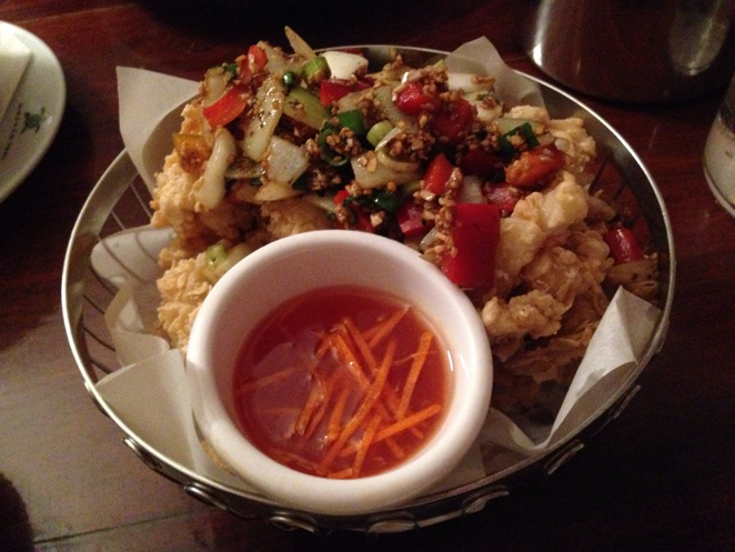 Doytao's Delicious Salt and Pepper Squid