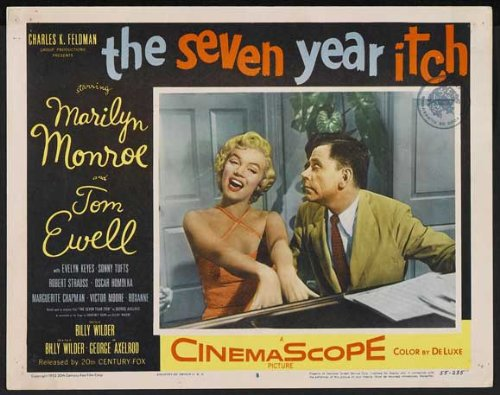 seven year itch movie
