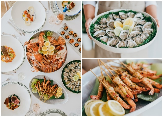 shoal bay country club, nelson bay, shoal bay, christmas day, lunch, events, seafood, NSW,