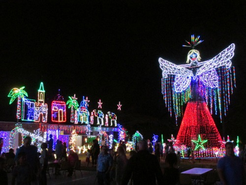st gerard's christmas festival lights