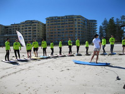 surfing, glenelg, australia, south australia, learn to surf, coach, surfers