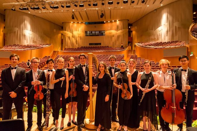 The Australian Youth Orchestra