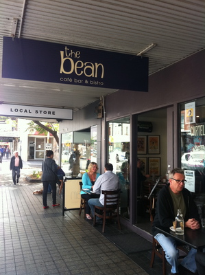 the bean cafe bar and bistro rozelle