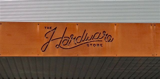 The Hardware Store Cafe and Eatery