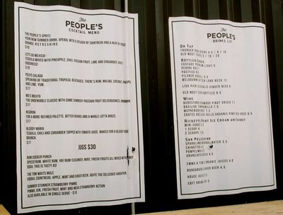 The People's Market
