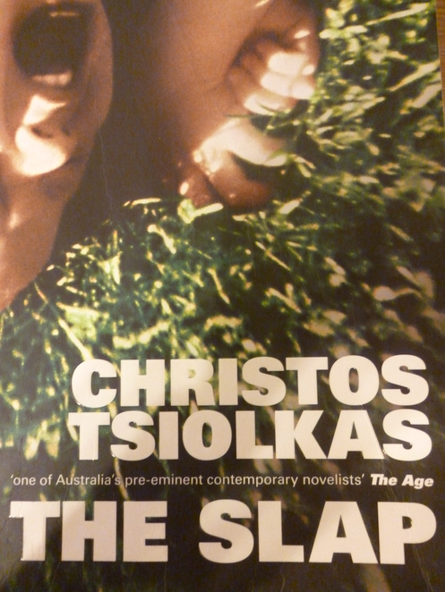 the slap book cover review christos tsiolkas