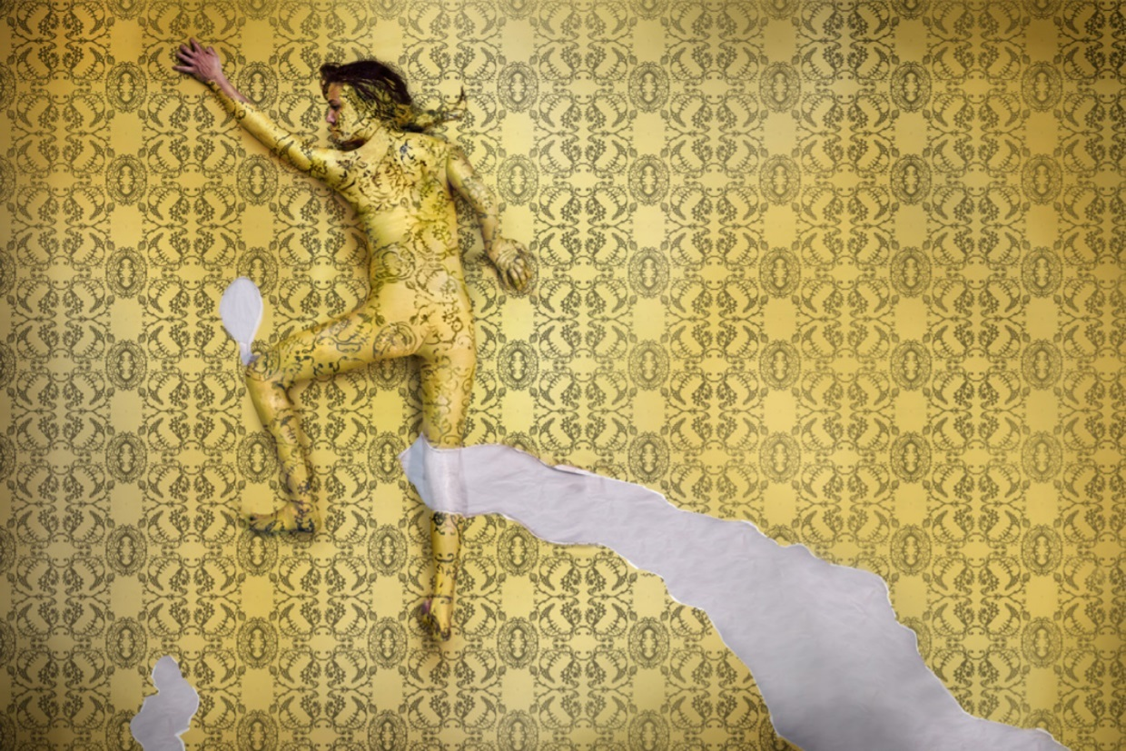 The Yellow Wallpaper At La Mama Courthouse Review Melbourne