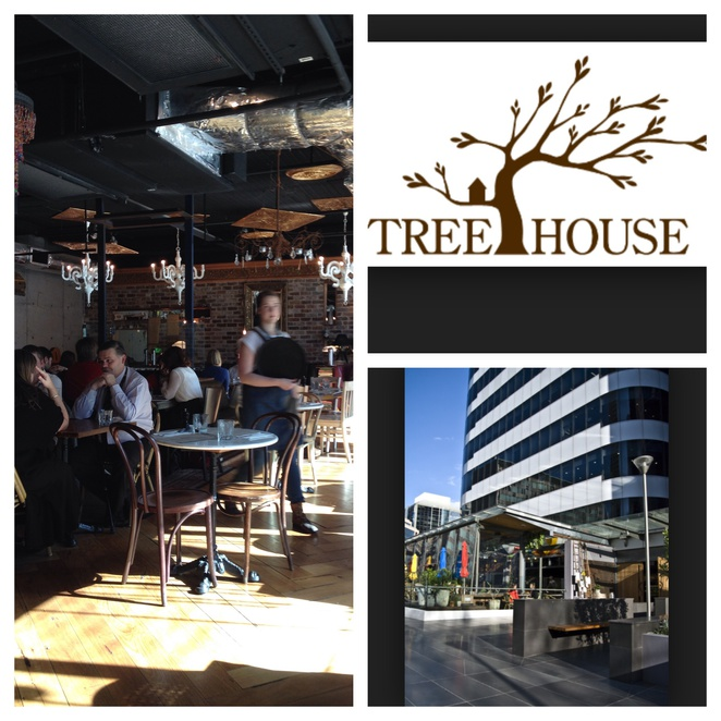 Treehouse, North Sydney, lunch and dinner, function, work drinks, relaxing with friends