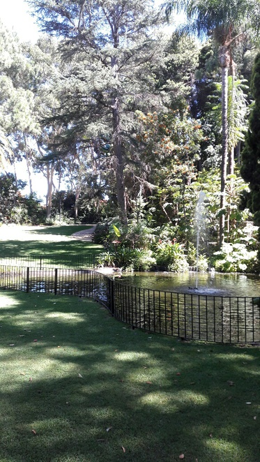 Wanneroo Botanic Gardens and Mini Golf, mini golf, family fun, gardens