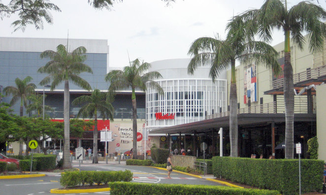 Westfield in Chermside lets you escape the rain for hours