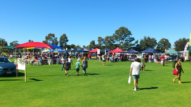 Willetton Rotary Club Community Fair