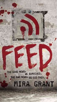 zombies, zombie apocalypse, feed, novel