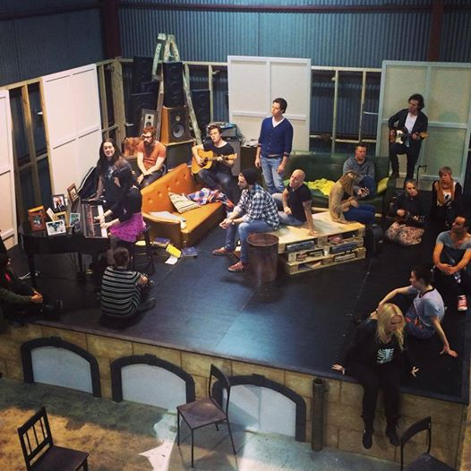 CenterStage Geelong Presents RENT @ GPAC
