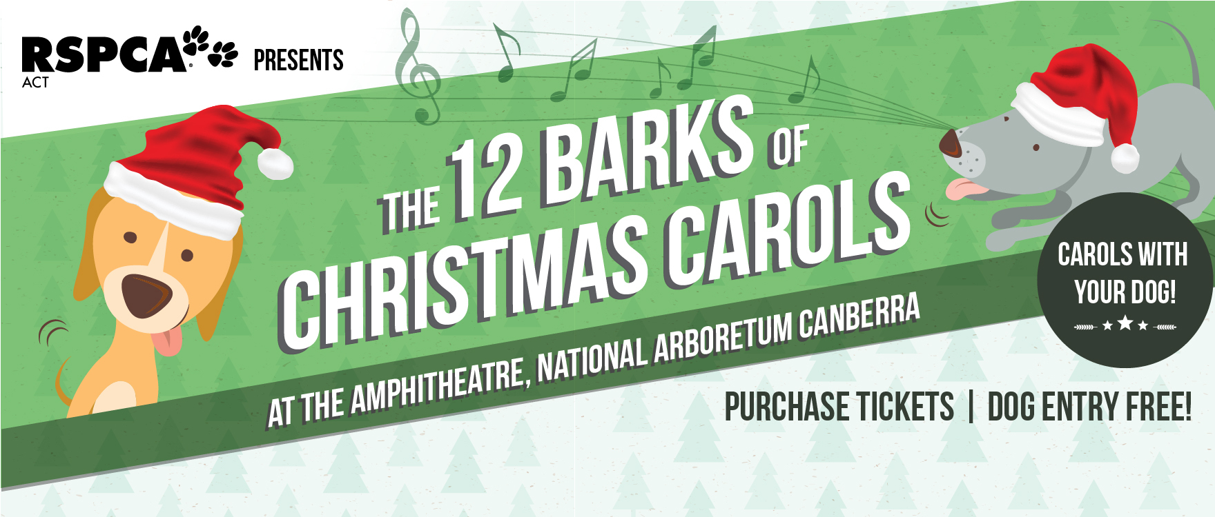 4 Christmas Events Just For Dogs 2016 - Canberra