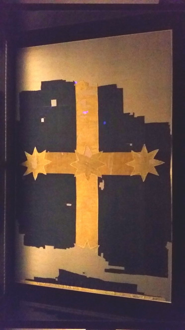 The original Southern Cross flag signifies our nation's foundation