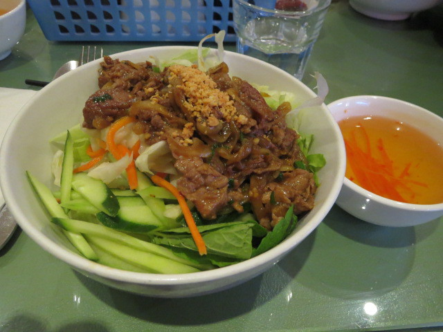 Adelaide Pho, Stir-fried Beef Vermicelli, Adelaide