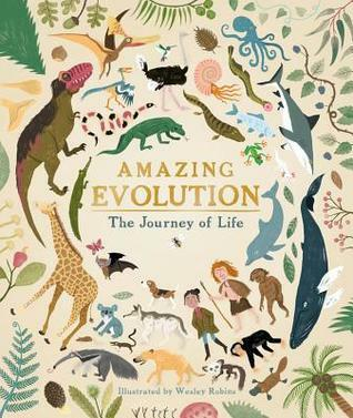 Amazing Evolution, books about evolution for kids, evolution, science books for kids, non fiction books for kids