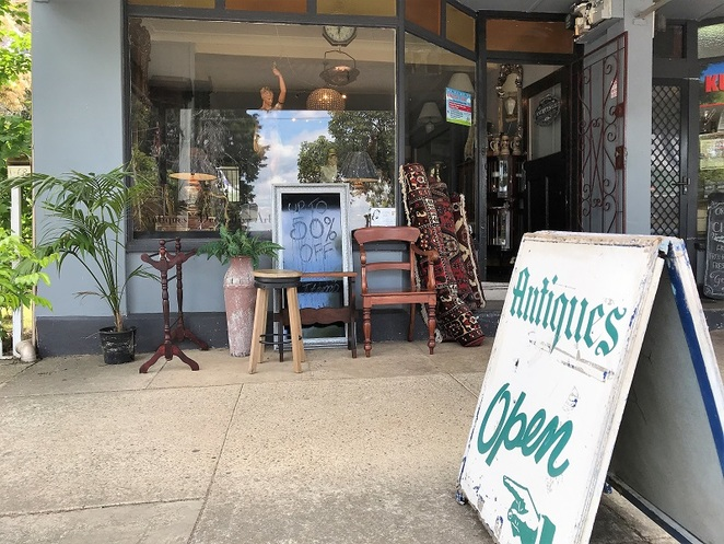 antiques hunter valley