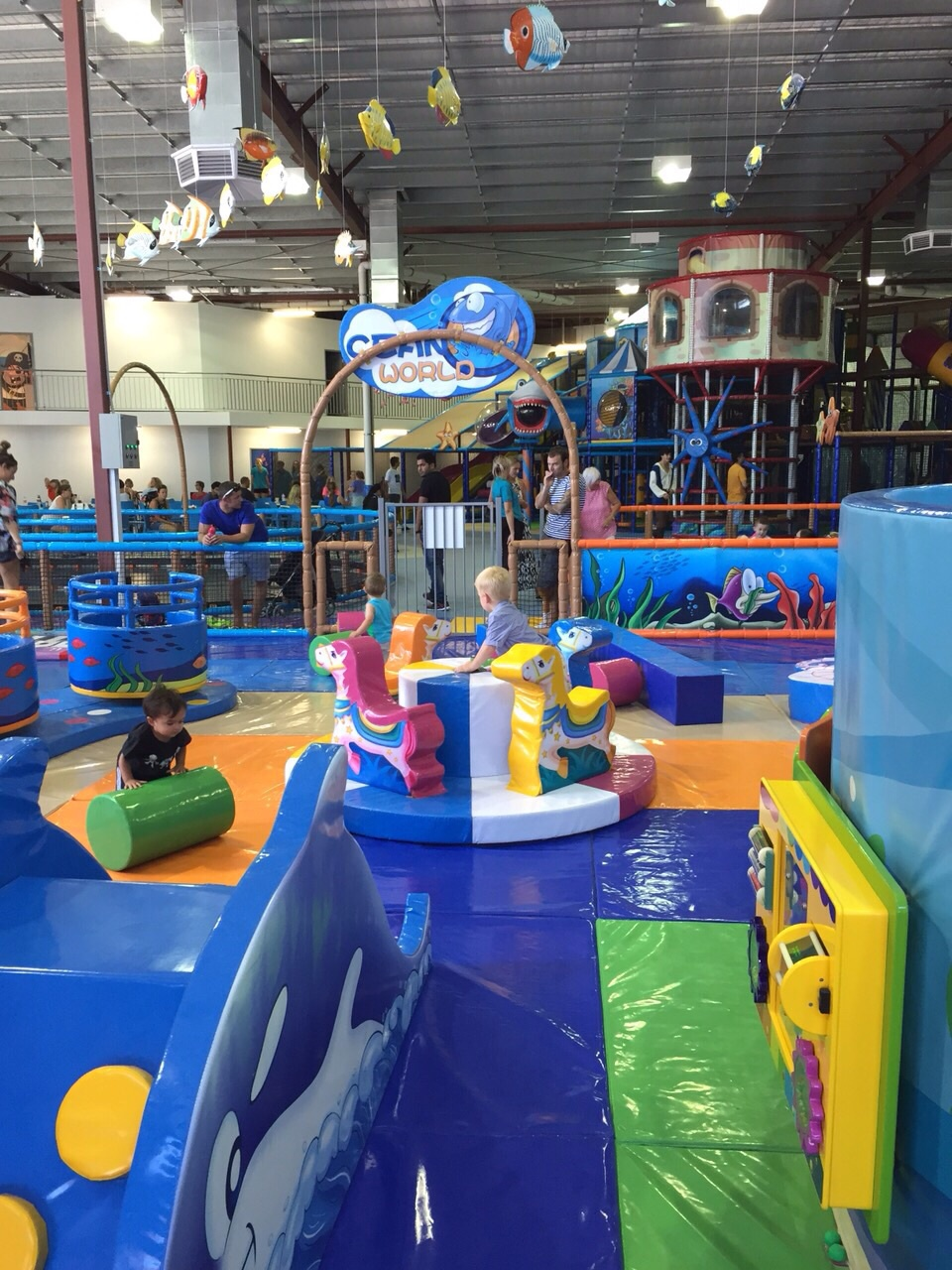Play With Patterns Prints And Lots Of Accessories For: Atlantis Indoor Play Centre At Ocean Keys Clarkson
